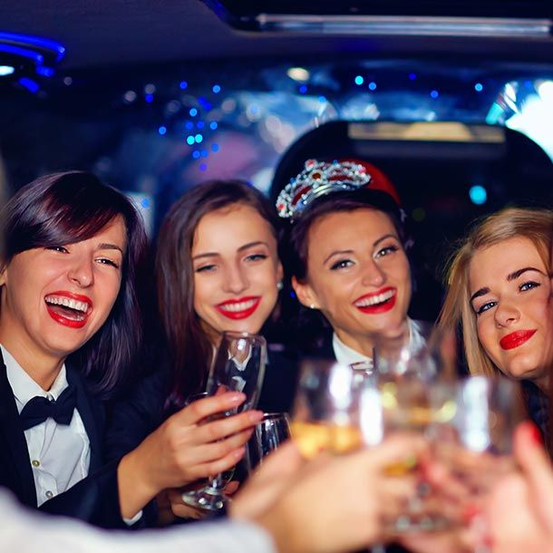 Group chauffeur bookings Wantage
