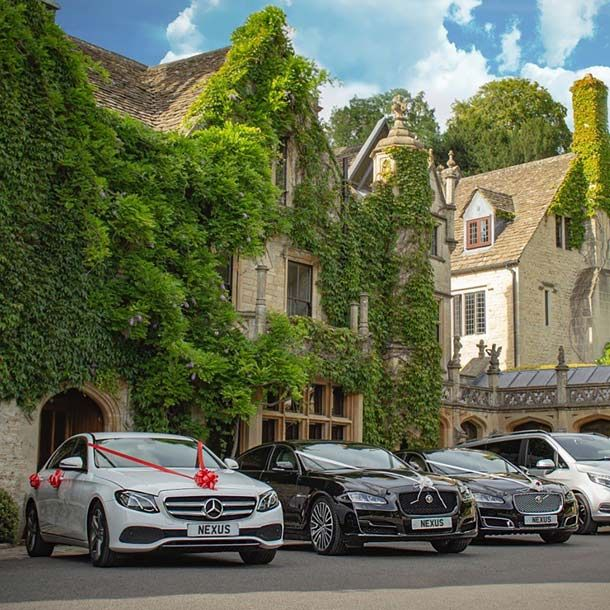 Nexus Transfers Wedding and Chauffeur Services - Bath