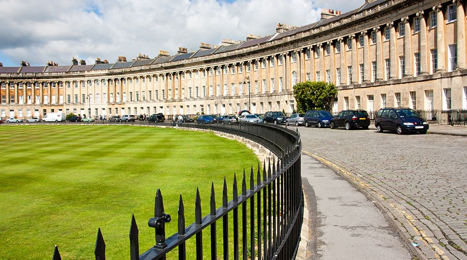 Airport Transfers from Bath