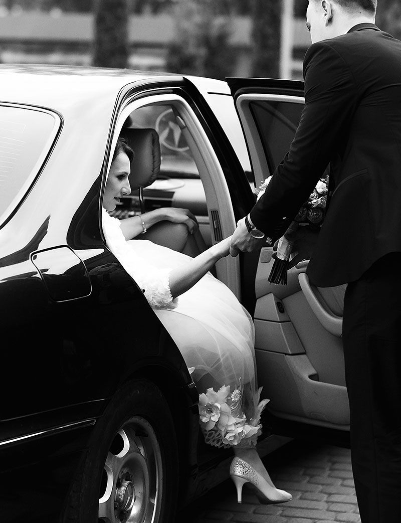 Nexus Transfers Wedding and Chauffeur Services - Wantage